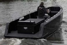 Tideman RBB 550 WJ - Work Tender, Assault Boat