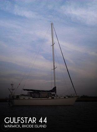 1972 Gulfstar 44