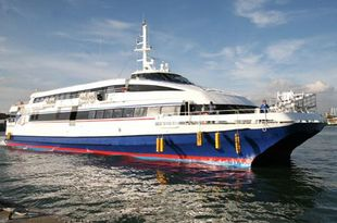 144' 418 Pax Fast Ferry