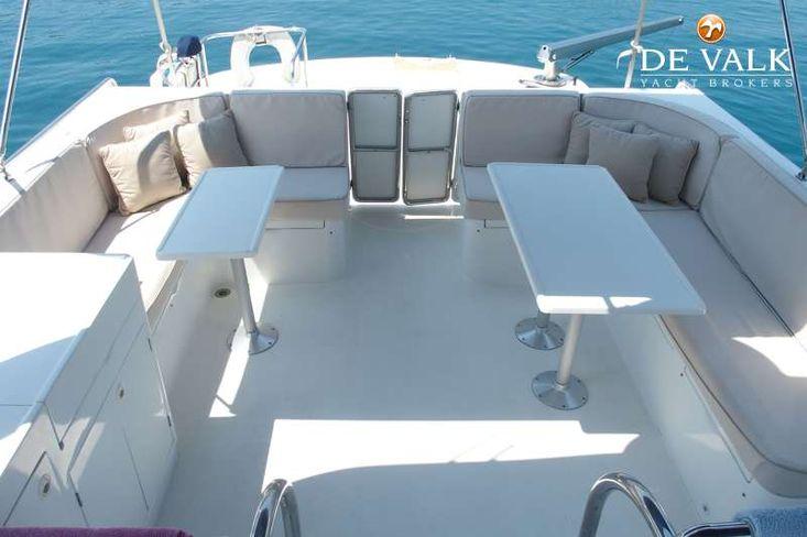 2004 Pilothouse Trawler 57
