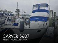 1990 Carver 3607 Aft Cabin