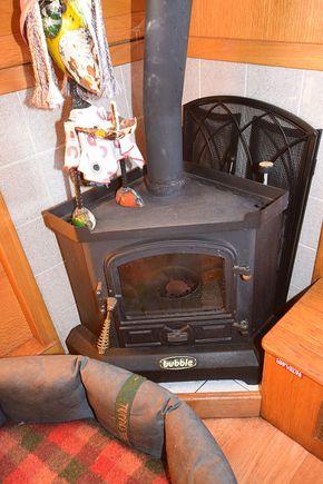 Diesel stove