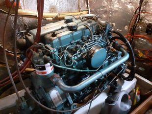 Thornycroft T80 Diesel engine
