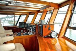 Pilothouse Helm View 3