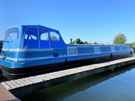 VIKING 60'x12'Wide Beam,Brand New 2xBedroom, Reduced from £177,000