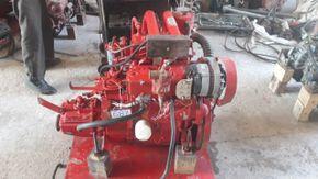 bukh dv29 diesel engine for boat