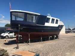 Converted Trawler Liveaboard