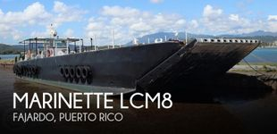 1968 Marinette Landing Craft LCM8