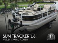 2021 Sun Tracker 16 XL Bass Buggy