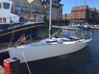 Beneteau Platu 25 Racing Yacht