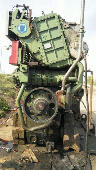 DEUTZ SBV 6 M 628 - 882 kW - 1200 HP - 926 RPM