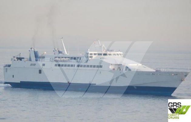 95m / 600 pax Passenger / RoRo Ship for Sale / #1056074