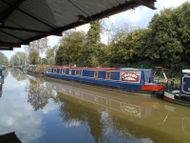 67' Semi Trad Narrowboat - Crosby