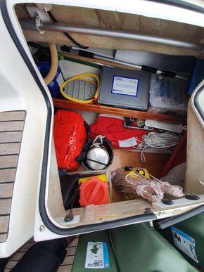 Cockpit locker 2
