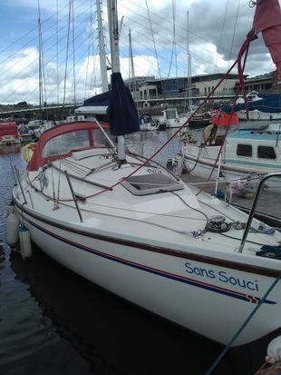"""Sailing Yacht- 'Sans Souci"""""""