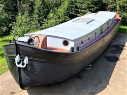 SIEMA - Genuine Dutch Barge Perkins 6354