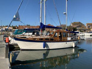 1977 Nauticat 33 Motor-Sailer