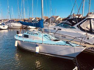 Eygthene 24 Sailing Yacht