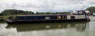60ft Aqualine Narrowboat