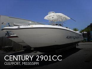 2010 Century 2901CC