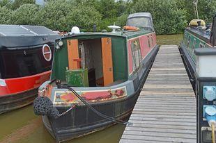 44ft Semi-Trad Stern Narrowboat