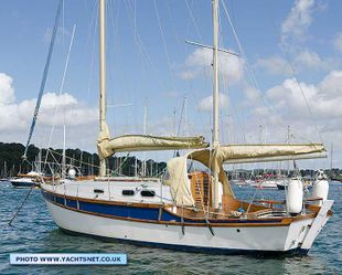 Golden Hind 31 ketch