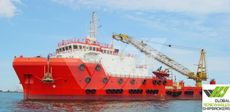 74m Offshore Support & Construction Vessel for Sale / #1064080