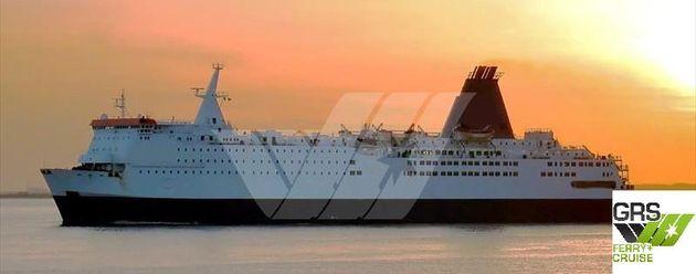 179m / 1.050 pax Passenger / RoRo Ship for Sale / #1030101