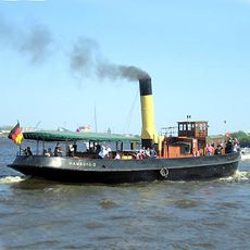 FANTASTIC STEAMBOAT day passenger cruising 150 persons