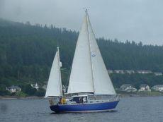 Nicholson 38 Ketch Motor sailer