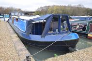 60'x12' Widebeam 2006 Liverpool Boats