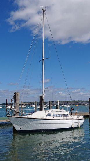 Sailfish 25 - Lifting Keel Cruiser Yacht