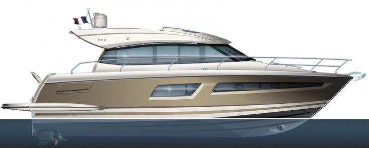 Jeanneau Prestige 450 S