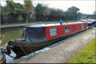 45ft- John White with Residential mooring London