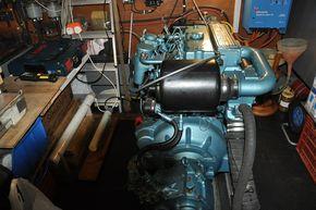 Perkins 91 Hp Diesel