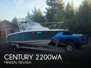 2008 Century 2200WA