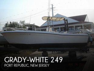 1988 Grady-White 249 Fisherman