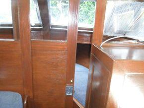 Front Cabin Sliding Door