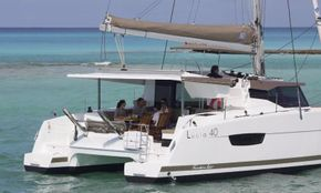 Manufacturer Provided Image: Manufacturer Provided Image: Fountaine Pajot Lucia 40 Stern