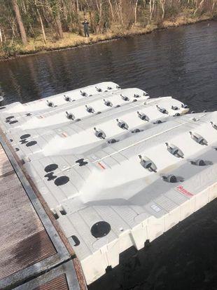 EZ Port 2I Jetski dock
