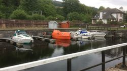 Lifeboat, houseboat, Escape Pod, converted Lifeboat,