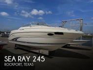 2001 Sea Ray 245 Weekender