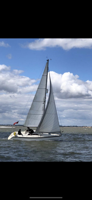 8.5m Kelt sailing yacht
