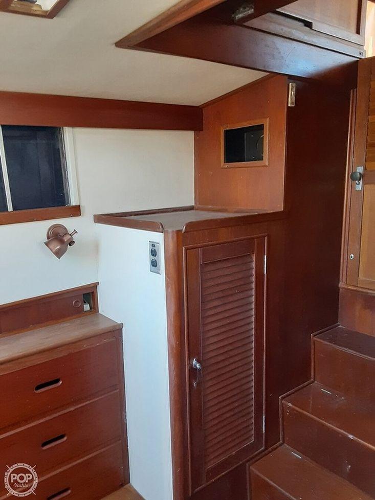 1982 Grand Banks 36 Trawler