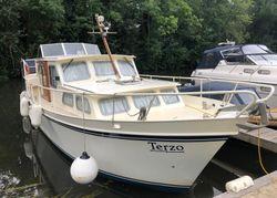 Dutch Steel River Cruiser Boat - Gruno 1030 32ft