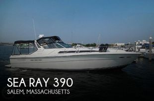 1988 Sea Ray 390 EXPRESS CRUISER