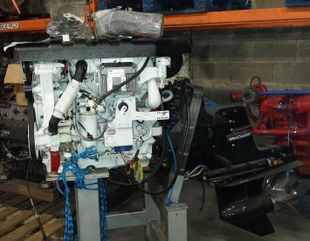 Mercruiser Cummins 150hp