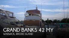 1990 Grand Banks 42 MY