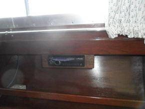 Port Side Saloon CD Player