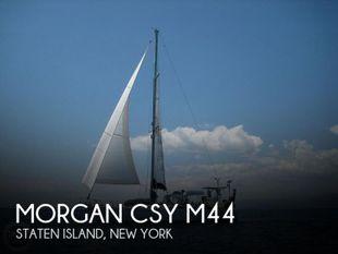 1988 Morgan CSY M44